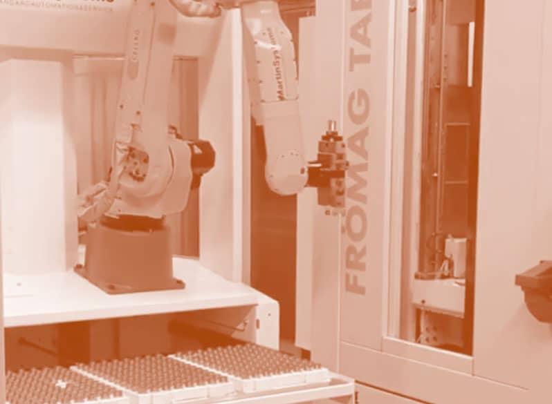 Ihre Vorteile mit FRÖMAG CNC-Maschinen